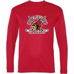 Coon Rapids Hockey Performance Long Sleeve T-shirt Adult & Youth