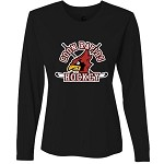 Coon Rapids Hockey Performance Long Sleeve T-shirt Ladies