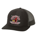 Coon Rapids Hockey Snap Back Cap
