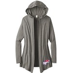 Woodcrest SLP Hooded Cardigan Ladies