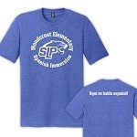 Woodcrest Spanish Immersion Perfect Tri T-shirt Youth