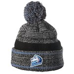Ice Dogs Hockey Knit Pom Cap
