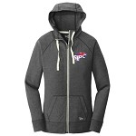 Woodcrest SLP Full Zip Hood Ladies