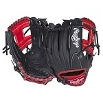Rawlings RCS115BS Custom Series Narrow Fit Baseball Glove 11.5