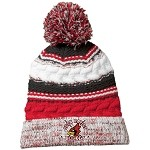 Coon Rapids Hockey Team Pom Pom Cap