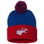 Woodcrest SLP 2 Color Pom Hat