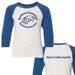 Woodcrest Spanish Immersion 3/4 Sleeve T-Shirt Youth
