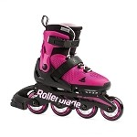 RollerBlade MicroBlade G Girls Adjustable Inline Skate