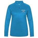 River Rats Tonal Blend Light 1/4 Zip Ladies