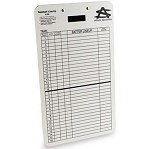 Athletic Specialties Baseball Line-Up Dry Erase Clipboard