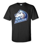 Ice Dogs Hockey Cotton T-Shirt