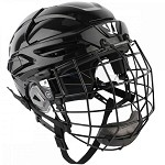 Warrior Covert PX2 Hockey Helmet Combo