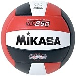 Mikasa USVA Leather Indoor Volleyball