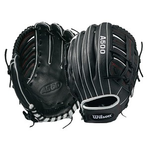 Wilson WTA05RB17125 A500 Series All Positions Glove 12.5""