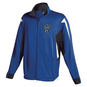 Blaine Soccer Dedication Jacket