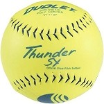 Dudley Thunder SY USSSA Slowpitch Softball 11