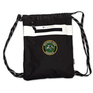 Mound View/Irondale Hockey Lace Cinch Bag