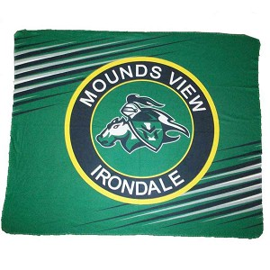 Mounds View Irondale School Blanket