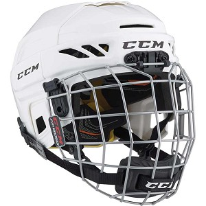 CCM Fitlite 3Ds Hockey Helmet Combo Youth
