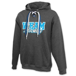 WHAM Hockey Lace Up Hoodie