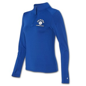 Cambridge/Isanti Spikers Ladies Light 1/4 Zip