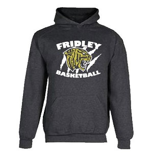 Fridley Basketball Fleece Hoody