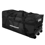 Sherwood GS650 Wheeled Goalie Bag Jr