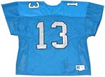 Russell Porthole Mesh Football Jersey Adult