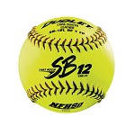 Dudley SB-12L RF Y NFHS Fast Pitch Softball 12