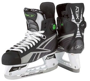 RBK 5K Pump Hockey Skate Jr.