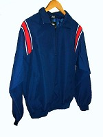3N2 Umpire Half Zip Jacket