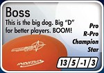 Innova Boss Distance Driver Golf Disc