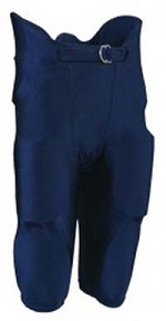 Russell Athletic Youth Integrated 7-Piece Pad Football Pant