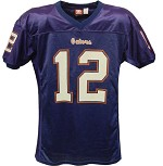 Wilson S9 Football Game Jersey Adult