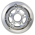 K2 80mm Wheel 4-Pack