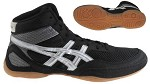 Asics Matflex 3 Wrestling Shoe Sr. - Black/White
