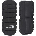 Brine LoPro Lacrosse Arm Pad - Orange