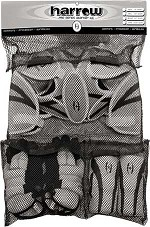Harrow Lacrosse Protective Starter Kit - Medium