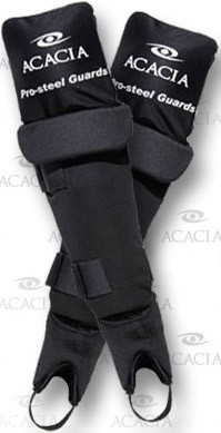 Acacia Pro Steel Broomball Leg Guard