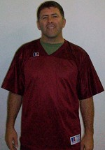 Russell Retail Football Jersey Adult