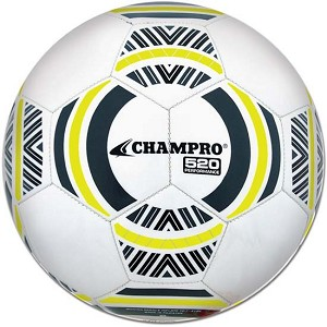 Champro 520 Soccer Ball - Yellow Size 3