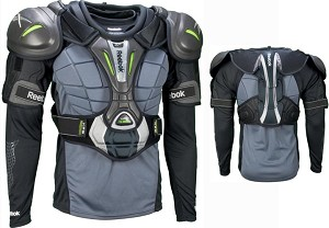 Reebok KFS Hybrid Hockey Shoulder Pads Sr.