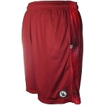 Flow Society Optic Plaid Lacrosse Shorts Adult
