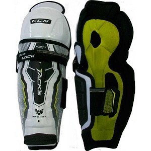 CCM Tacks Classic Pro Shin Guards Junior