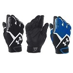 Under Armour Clean Up VI Batting Gloves Adult
