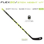 Raven Hockey Stick Junior/Youth 20 Flex