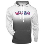Midwest Warriors Ombre Performance Hoodie