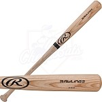 Rawlings Adirondack 232 Ash Natural Wood Baseball Bat