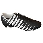 Vizari Bolt FG Shoe Senior - Black/White